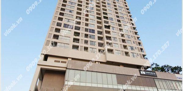 Cao ốc cho thuê văn phòng Thảo Điền Pearl, Quốc Hương, Quận 2, TPHCM - vlook.vn