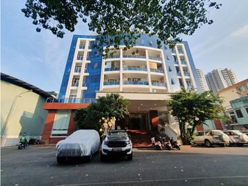 Cao ốc cho thuê văn phòng Thoáng Việt Building, Thành Thái, Quận 10, TPHCM - vlook.vn
