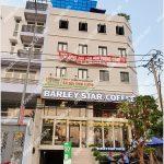 Mặt trước cao ốc cho thuê văn phòng TP-Office, Đường 9A, huyện Bình Chánh, TPHCM - vlook.vn