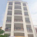Cao ốc cho thuê văn phòng Win Home Lê Thạch, Quận 4, TPHCM - vlook.vn