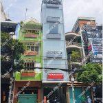 Mặt trước toàn cảnh oà cao ốc văn phòng cho thuê Xuân Hồng BB Building, đường Xuân Hồng, quận Tân Bình TP.HCM - vlook.vn