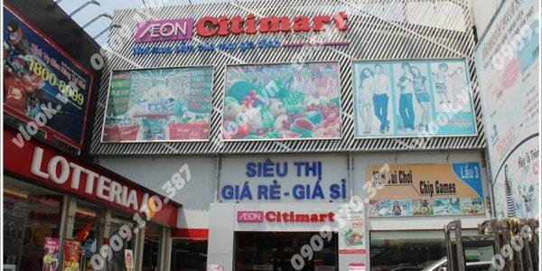 Cao ốc cho thuê văn phòng Aeon Citimart, Huỳnh Tấn Phát, Quận 7, TPHCM - vlook.vn