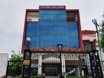 Cao ốc cho thuê văn phòng Asiana Building, Trần Xuân Soạn Quận 7, TPHCM - vlook.vn