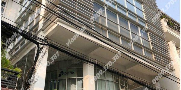 Cao ốc cho thuê văn phòng Fonterra Building, Nguyễn Văn Trỗi, Quận Phú Nhuận, TPHCM - vlook.vn