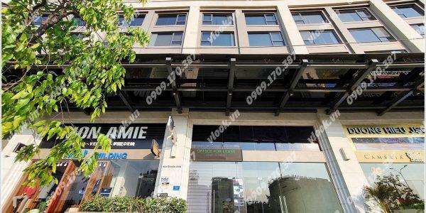Cao ốc cho thuê văn phòng Halo Building Nguyễn Hữu Cảnh, Quận Bình Thạnh, TPHCM - vlook.vn