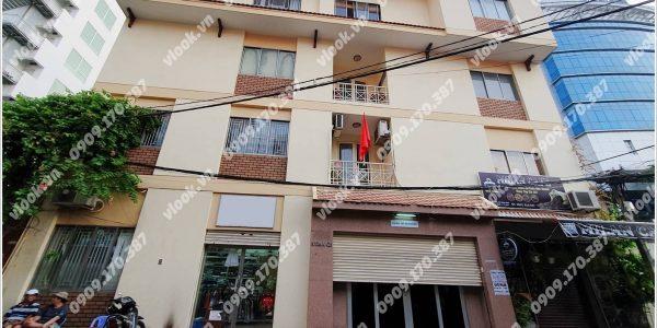 Cao ốc cho thuê văn phòng Hạnh Trí Building, Nguyễn Thị Minh Khai, Quận 1, TPHCM - vlook.vn