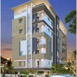 Cao ốc cho thuê văn phòng MHPC Building, Nguyễn Huy Lượng, Quận Bình Thạnh, TPHCM - vlook.vn