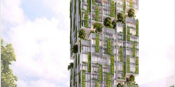 Cao ốc cho thuê văn phòng MPC Tower, Phan Đăng Lưu, Quận Phú Nhuận, TPHCM - vlook.vn