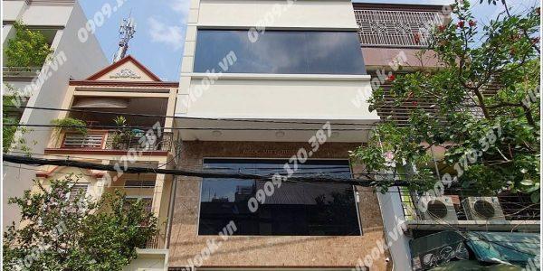 Cao ốc cho thuê văn phòng Ngọc Việt Building, Nguyễn Minh Hoàng, Quận Tân Bình, TPHCM - vlook.vn
