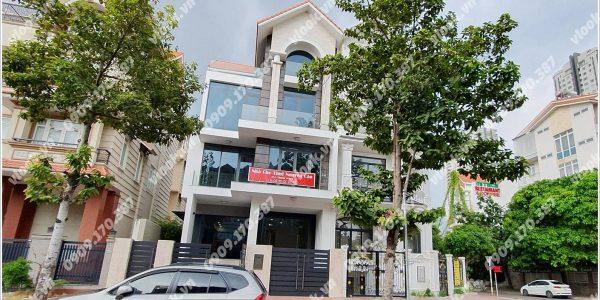 Cao ốc cho thuê văn phòng NM Building, Nguyễn Thị Thập, Quận 7, TPHCM - vlook.vn