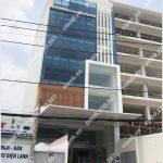 Mặt trước cao ốc cho thuê văn phòng NTD Building, Nguyễn Thị Định, Quận 2, TPHCM - vlook.vn