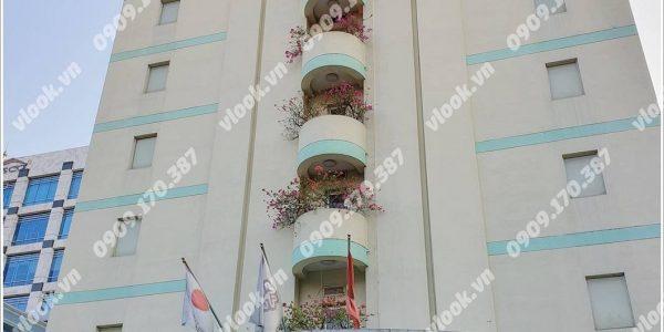 Cao ốc cho thuê văn phòng Pastel Inn Saigon,Pasteur, Quận 1, TPHCM - vlook.vn