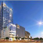 Cao ốc cho thuê văn phòng Phú Mỹ Hưng Tower, Tôn Dật Tiên, Quận 7, TPHCM - vlook.vn