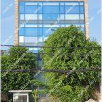 Mặt trước cao ốc cho thuê văn phòng Tacheng Building, Đồng Nai, Quận 10, TPHCM - vlook.vn
