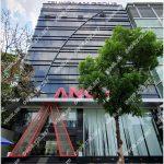 Mặt trước cao ốc cho thuê văn phòng Trung Nam Building 2, Nguyễn Thị Diệu, Quận 3, TPHCM - vlook.vn