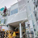 Cao ốc cho thuê văn phòng Tyrex Building. Đường 9A, huyện Bình Chánh TPHCM - vlook.vn