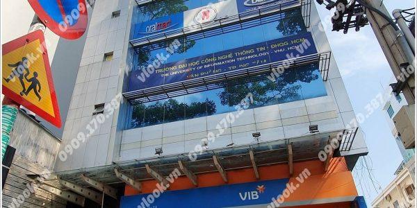 Cao ốc cho thuê văn phòng Win Home Nguyễn Chí Thanh, Nguyễn Chí Thanh, Quận 5, TPHCM - vlook.vn