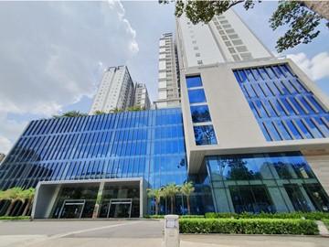 Cao ốc cho thuê văn phòng Xi Grand Court, Lý Thường Kiệt, Quận 10, TPHCM - vlook.vn