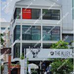 Cao ốc cho thuê văn phòng Alley Building. Cộng Hòa, Quận Tân Bình, TPHCM - vlook.vn