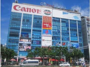 Cao ốc cho thuê văn phòng CT Plaza, Trường Sơn, Quận Tân Bình - vlook.vn