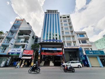 Cao ốc cho thuê văn phòng Đại Dũng Building, Bạch Đằng, Quận Tân Bình - vlook.vn