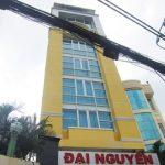 Cao ốc cho thuê văn phòng Đại Nguyễn Building, Cộng Hòa, Quận Tân Bình - vlook.vn