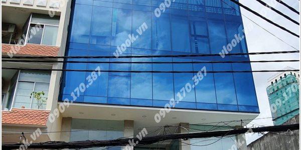 Cao ốc văn phòng cho thuê Emerald Tower, Huỳnh Tịnh Của, Quận 3, TP.HCM - vlook.vn