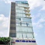 Cao ốc văn phòng cho HCMPC Building, Lê Quốc Hưng, Quận 4, TP.HCM - vlook.vn