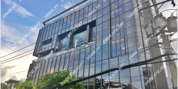 Cao ốc cho thuê văn phòng Phan Minh Building, Khuông Việt, Quận Tân Phú, TPHCM - vlook.vn