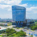 Cao ốc cho thuê văn phòng Sala Tower, Mai Chí Thọ, Quận 2, TPHCM - vlook.vn