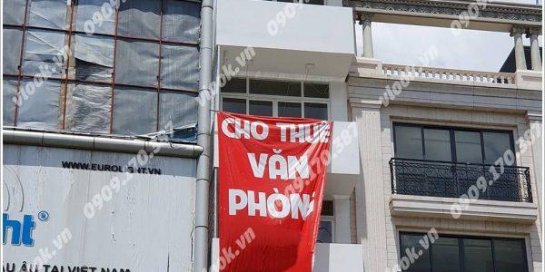 Cao ốc văn phòng cho thuê Sentosa Building, Nguyễn Văn Trỗi, Quận Phú Nhuận TP.HCM - vlook.vn