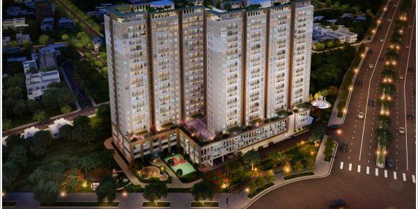 Cao ốc văn phòng cho thuê The Avila, An Dương Vương, Quận 8, TP.HCM - vlook.vn