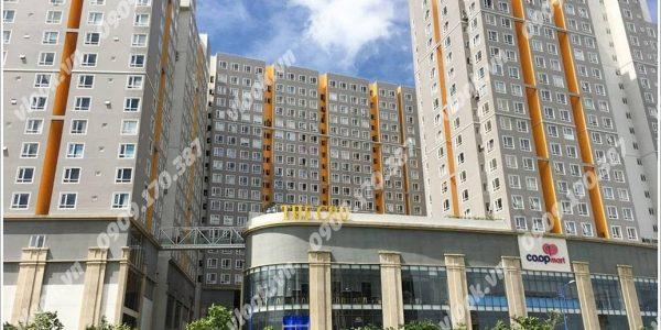 Cao ốc văn phòng cho The CBD Đồng Văn Cống Quận 2 TP.HCM - vlook.vn