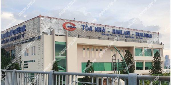 Cao ốc văn phòng cho thuê văn phòng Tòa nhà Him Lam, Ngô Tất Tố, Quận Bình Thạnh TP.HCM - vlook.vn