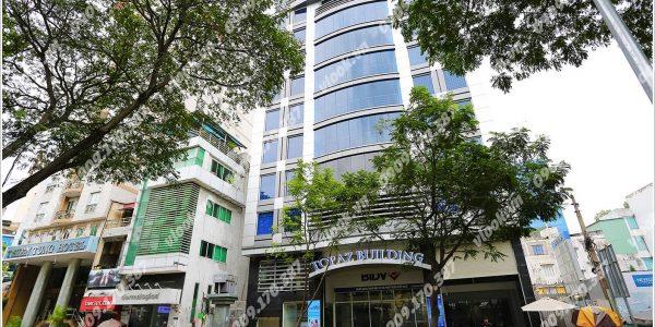 Cao ốc cho thuê văn phòng Topaz Tower, Phó Đức Chính, Quận 1, TPHCM - vlook.vn