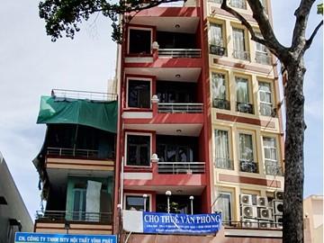 Cao ốc cho thuê văn phòng Venus Nguyễn Thị Minh Khai, Quận 3, TPHCM - vlook.vn