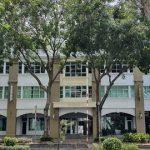 Cao ốc cho thuê văn phòng Broadway Office Park, Nguyễn Lương Bằng, Quận 7, TPHCM - vlook.vn