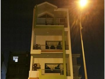 Cao ốc cho thuê văn phòng Cẩm Tú Building, Đường D1 Quận 7, TPHCM - vlook.vn