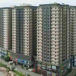 Cao ốc cho thuê văn phòng Cosmo City, Nguyễn Thị Thập, Quận 7, TPHCM - vlook.vn