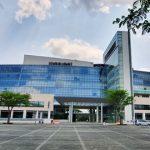Cao ốc cho thuê văn phòng Crescent Plaza, Tôn Dật Tiên, Quận 7, TPHCM - vlook.vn