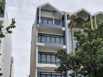 Cao ốc cho thuê văn phòng D4 Building, Quận 7, TPHCM - vlook.vn