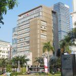 Cao ốc cho thuê văn phòng Đại Minh Convention Tower, Hoàng Văn Thái, Quận 7, TPHCM - vlook.vn