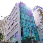 Cao ốc văn phòng cho thuê văn phòng Happy Tower, Huỳnh Tịnh Của, Quận 3, TP.HCM - vlook.vn