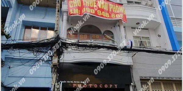 Cao ốc văn phòng cho thuê văn phòng Nguyễn Văn Thủ Building, Quận 1, TP.HCM - vlook.vn