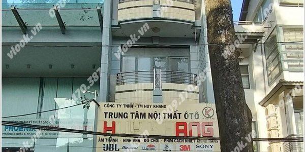 Cao ốc văn phòng cho thuê Phước Hưng, Quận 5 - vlook.vn