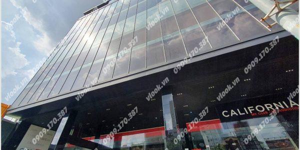Cao ốc văn phòng cho thuê văn phòng Tòa nhà CA Ignite, Phan Xích Long, Quận Phú Nhuận, TP.HCM - vlook.vn