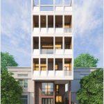Cao ốc văn phòng cho thuê Win Home Đường số 2 Trần Não, Quận 2 - vlook.vn