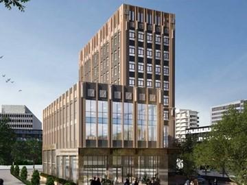 Cao ốc văn phòng cho thuê tòa nhà Gia Định Office, Quốc Lộ 13, Quận Thủ Đức, TPHCM - vlook.vn