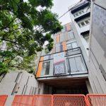 Cao ốc văn phòng cho thuê Hòa Bình Building, Quận 11 - vlook.vn