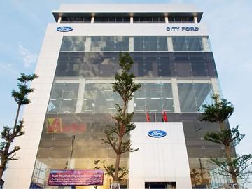 Cao ốc văn phòng cho thuê tòa nhà New City Building, Quốc Lộ 13, Quận Thủ Đức, TPHCM - vlook.vn